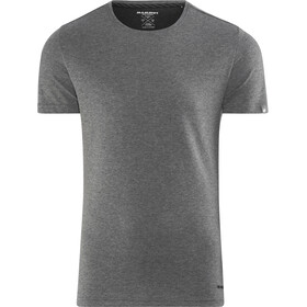 Mammut Crashiano T-Shirt Men graphite melange-black